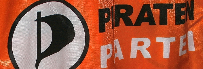 Piratenpartei Deutschland (PIRATEN), Fahne