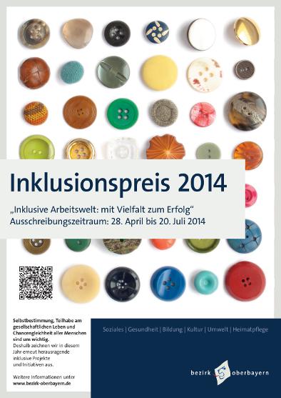 Inklusionspreis 2014