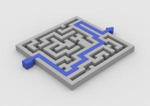 Labyrinth | CC BY 2.0 FutUndBeidl