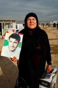 Kurdin aus Syrien   CC BY NC 2.0 Enno Lenze