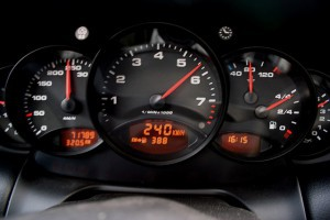 240 km/h on the autobahn! CC BY 2.0 Jon Rawlinson