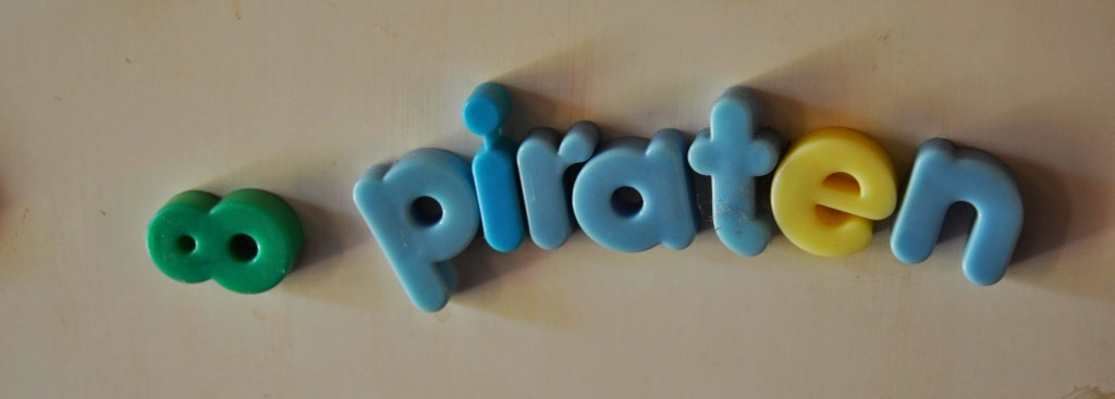 Piraten | CC BY 2.0 Manele Roser