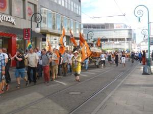 Freiheit statt Angst in Kassel | CC BY 4.0 Michael Renner